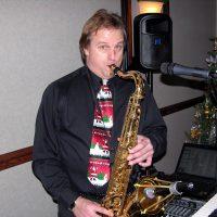Christmas Saxophone